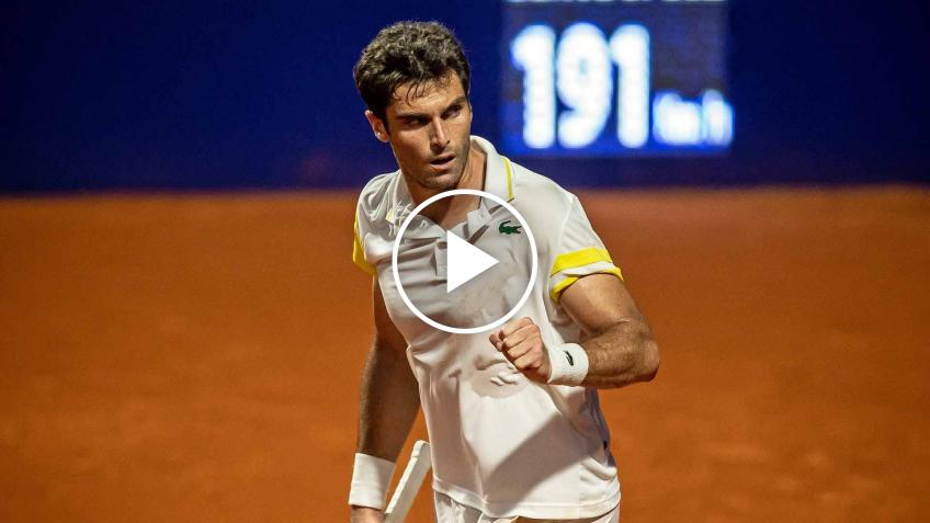 ATP Buones Aires day 1 HIGHLIGHTS: Djere, Andujar