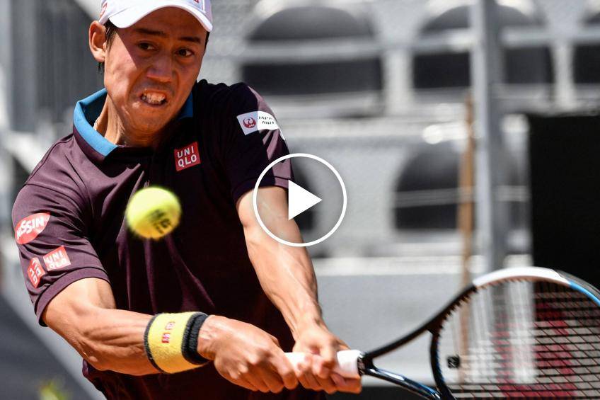 ATP Rome 2021 day 2 HIGHLIGHTS: Nishikori and Sinner won