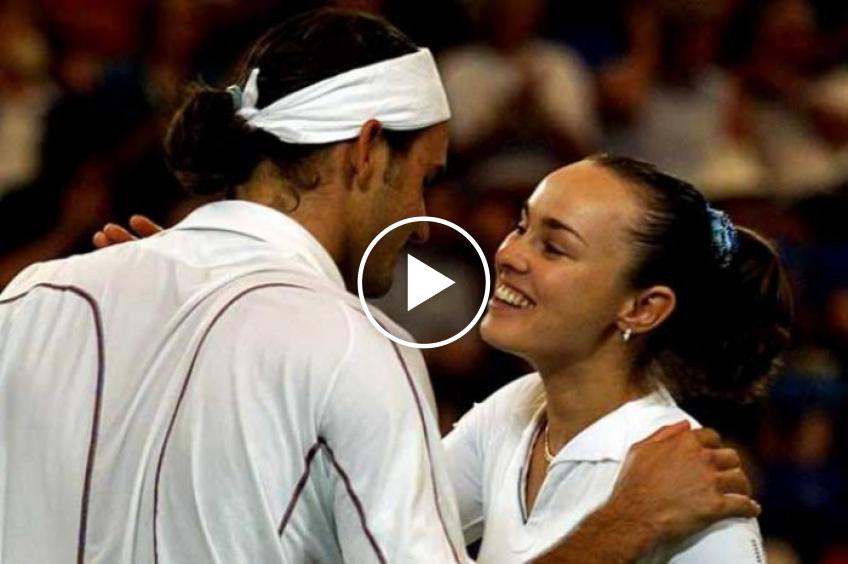 Roger Federer confirms: ´I´ll play mixed doubles with Hingis in Rio 2016´