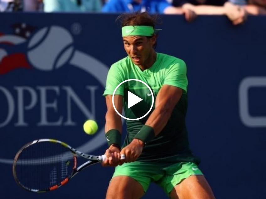 Rafael Nadal: ´I didn´t Watch the US Open Final´
