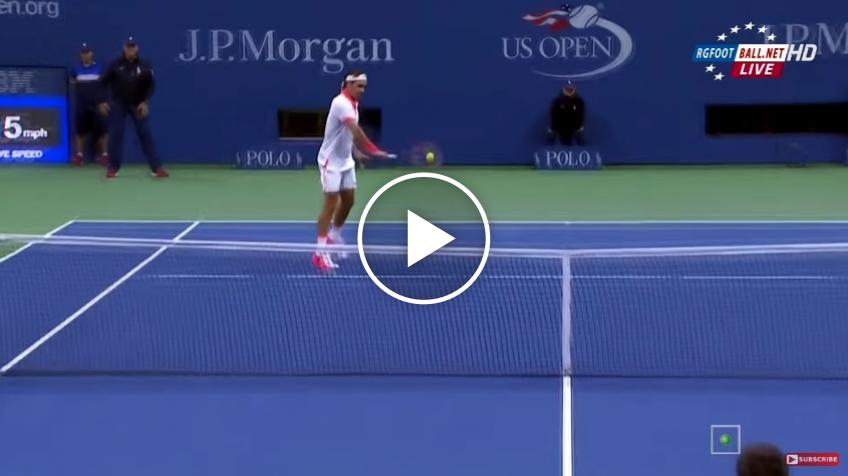 50 Ridiculously Good Backhands by Roger Federer