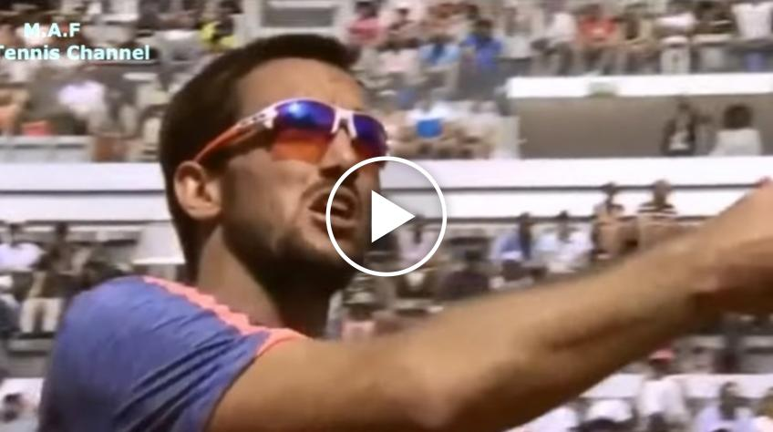 Tennis Fights: Troicki and more