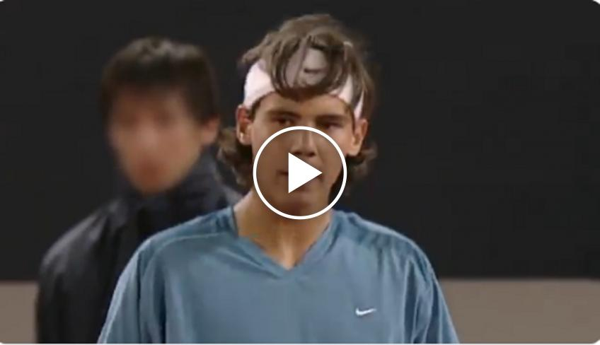 Touching tribute by Nike to Rafael Nadal on French Open title