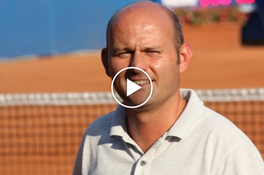 Italian umpire backs Pedro Sousa to win match in surreal environment