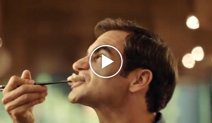 Roger Federer cooks and eats in new Mercedes Benz ad