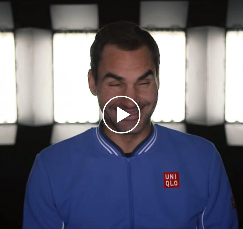 Federer, Nadal, Djokovic try to Pronounce London Underground Stations