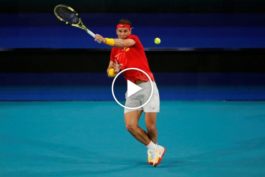 Trailer of Rafael Nadal's Upcoming Interview on CBS Show 60 Minutes