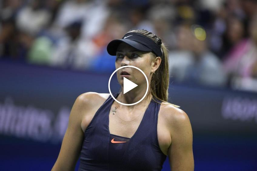 Maria Sharapova Talks About Her Tennis & Business Journey