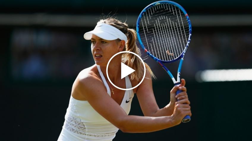 HEAD's Tribute to Maria Sharapova: The One and Only Maria