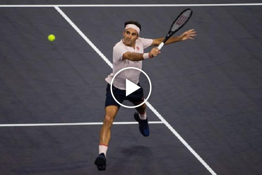 Roger Federer, Djokovic, Wawrinka, Nadal and the others: the best passing shots