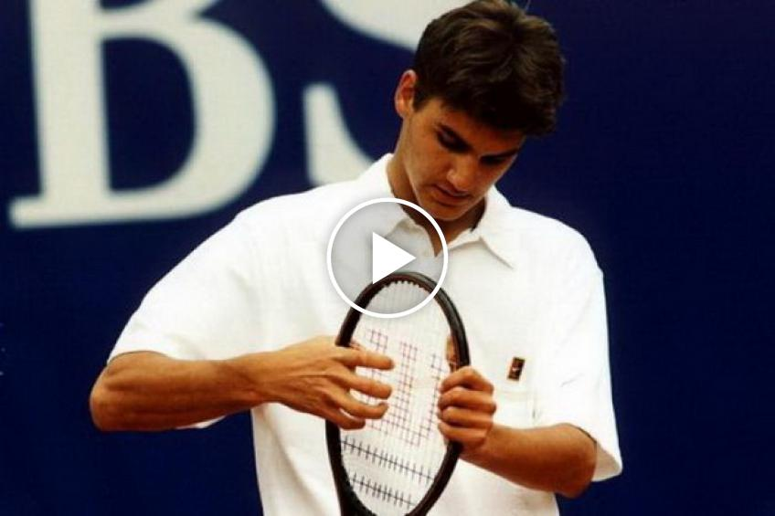 Genesis of a champion Chapter 1: Roger Federer, the early years
