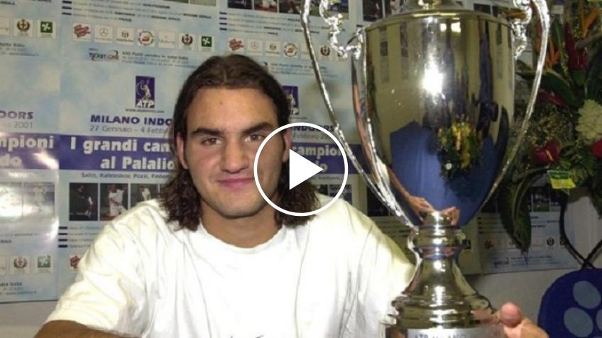 Genesis of a champion Chapter 2: Roger Federer, the first successes