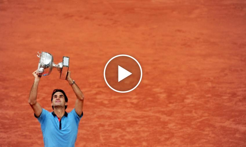 Genesis of a champion Chapter 5: Roger Federer from tears to the Career Grand Slam