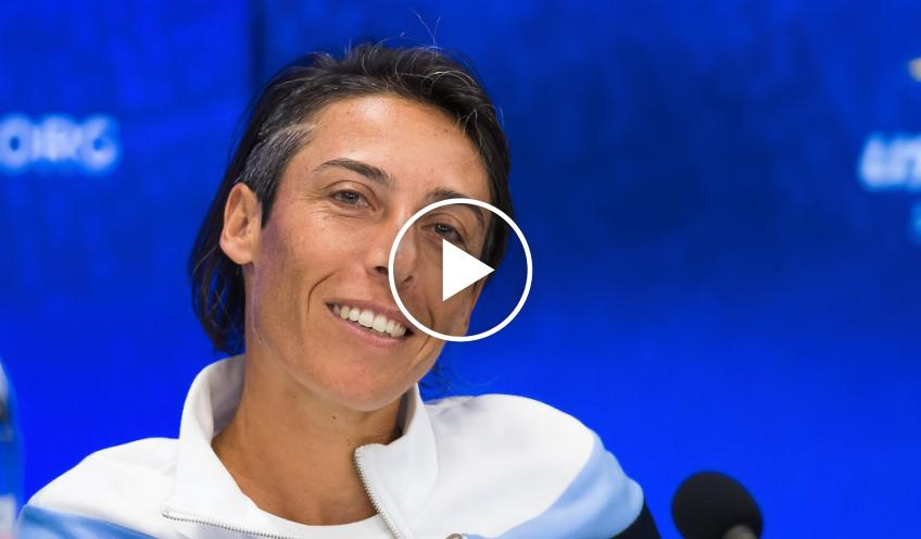 Francesca Schiavone 's Shares Message with Her Fans