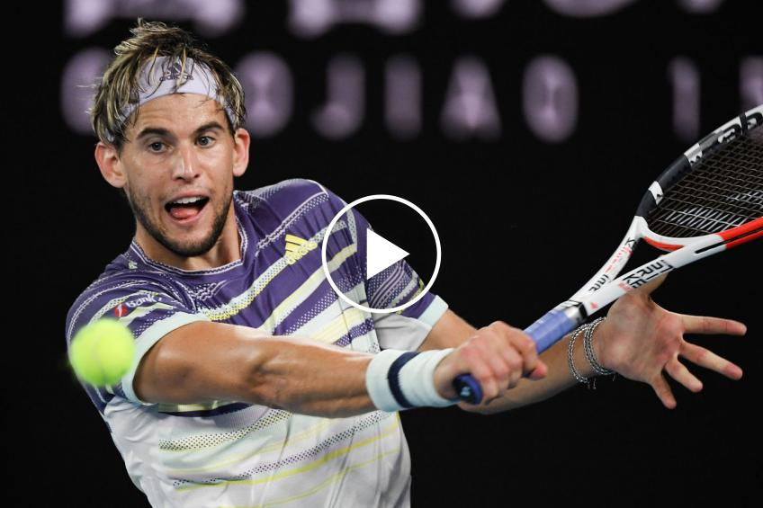 Dominic Thiem Talks About Spending Time at Home during Covid outbreak