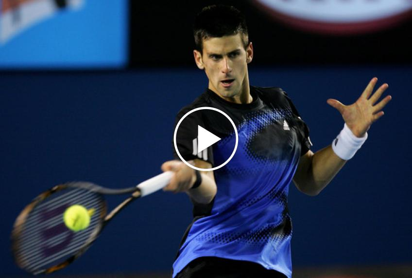 Genesis of a champion Chapter 2: Novak Djokovic, first victories and the first Major