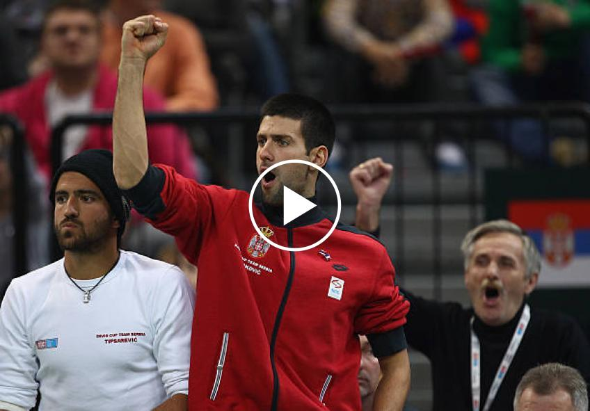 Genesis of a champion Chapter 3: Novak Djokovic, the two years before domination