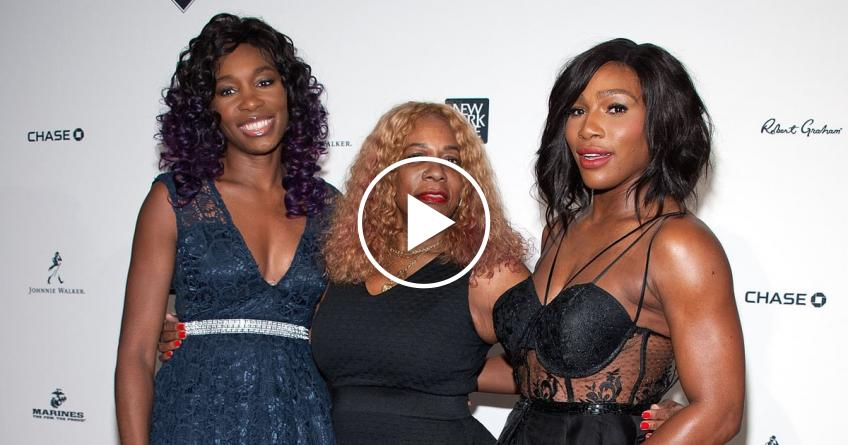 Serena Williams Explains Why Her Mom is Her Legend and Inspiration