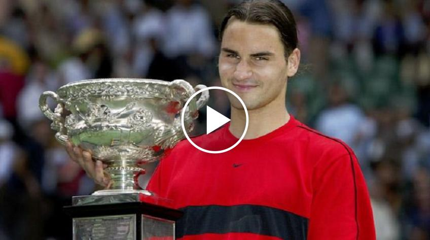 Roger Federer's best memory - 2004 edition: the year of consecration