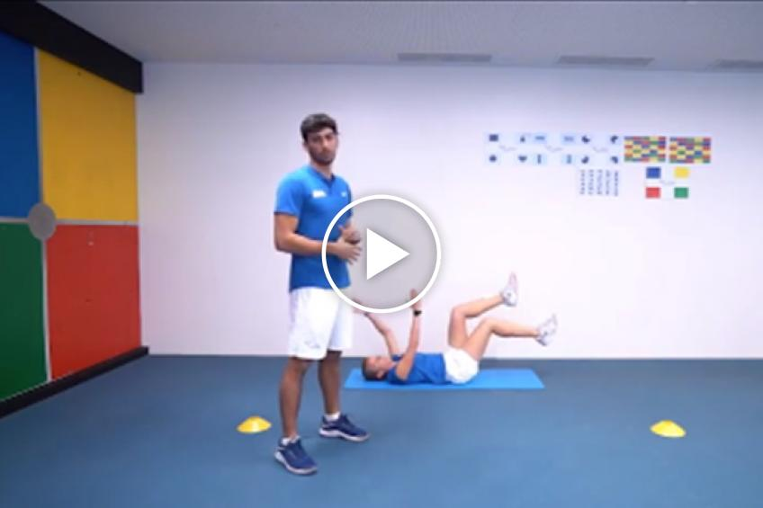 Rafa Nadal Academy releases free at-home strength workout