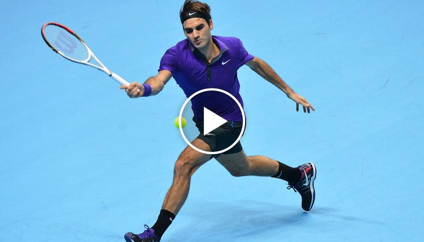 Roger Federer and the others: The best ATP rallies and shots in the last 10 years