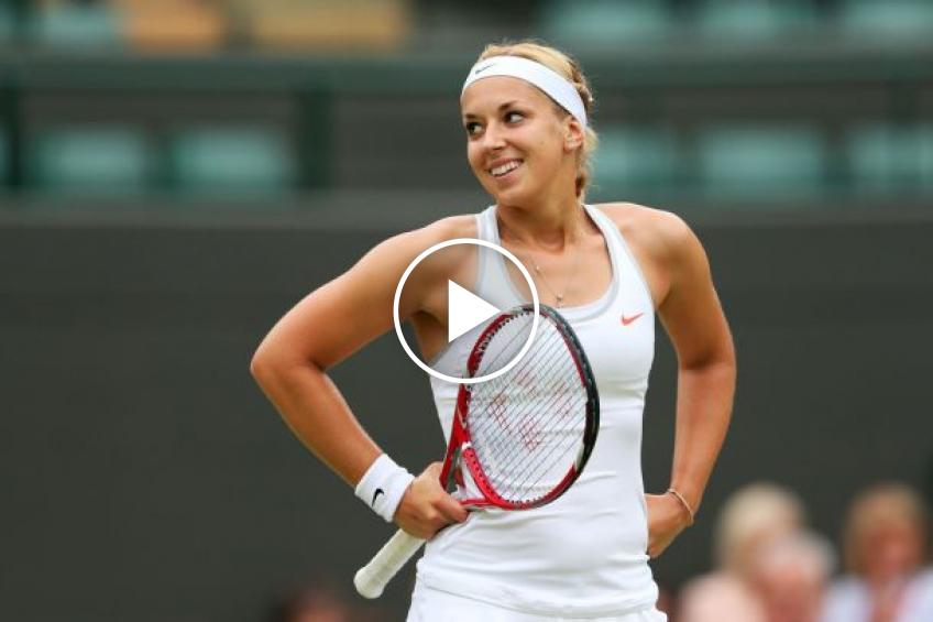 Sabine Lisicki Launches Her Own YouTube Channel to Share Workout Videos
