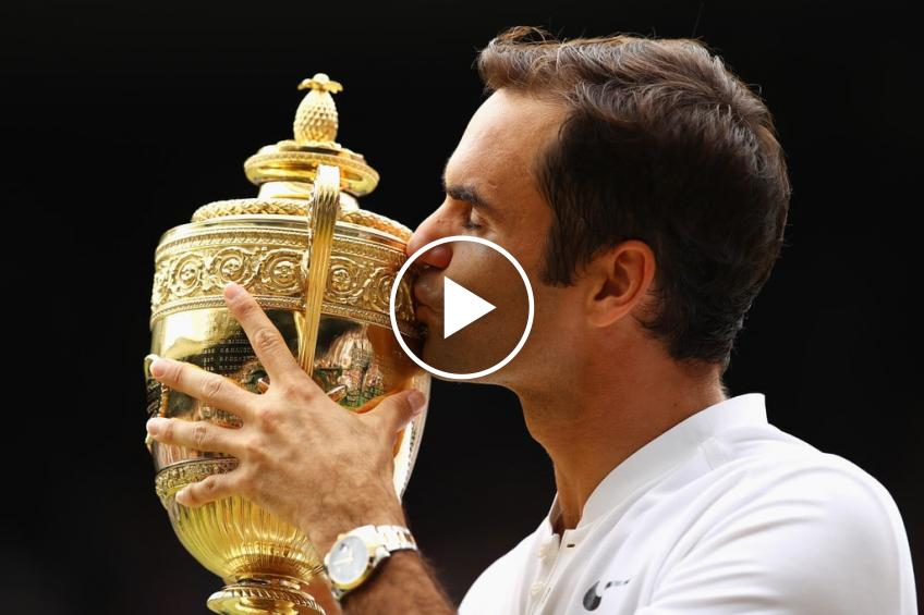 Wimbledon memories: Roger Federer's most important victory