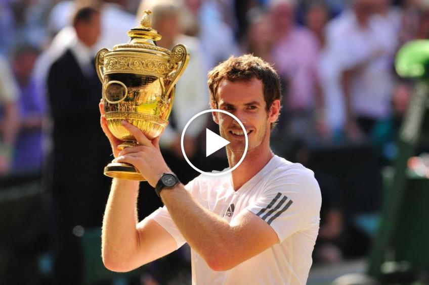 Wimbledon memories: Andy Murray's most important victory