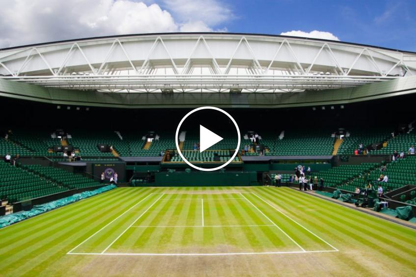 The funniest moments of Wimbledon