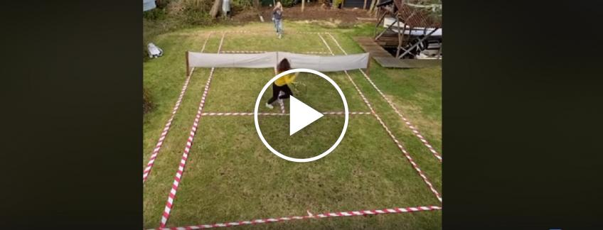 How to build a perfect homemade grass-court