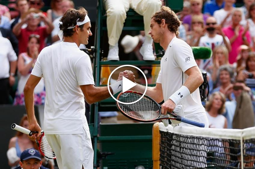 Roger Federer vs Andy Murray at Wimbledon 2015: an epochal Game?