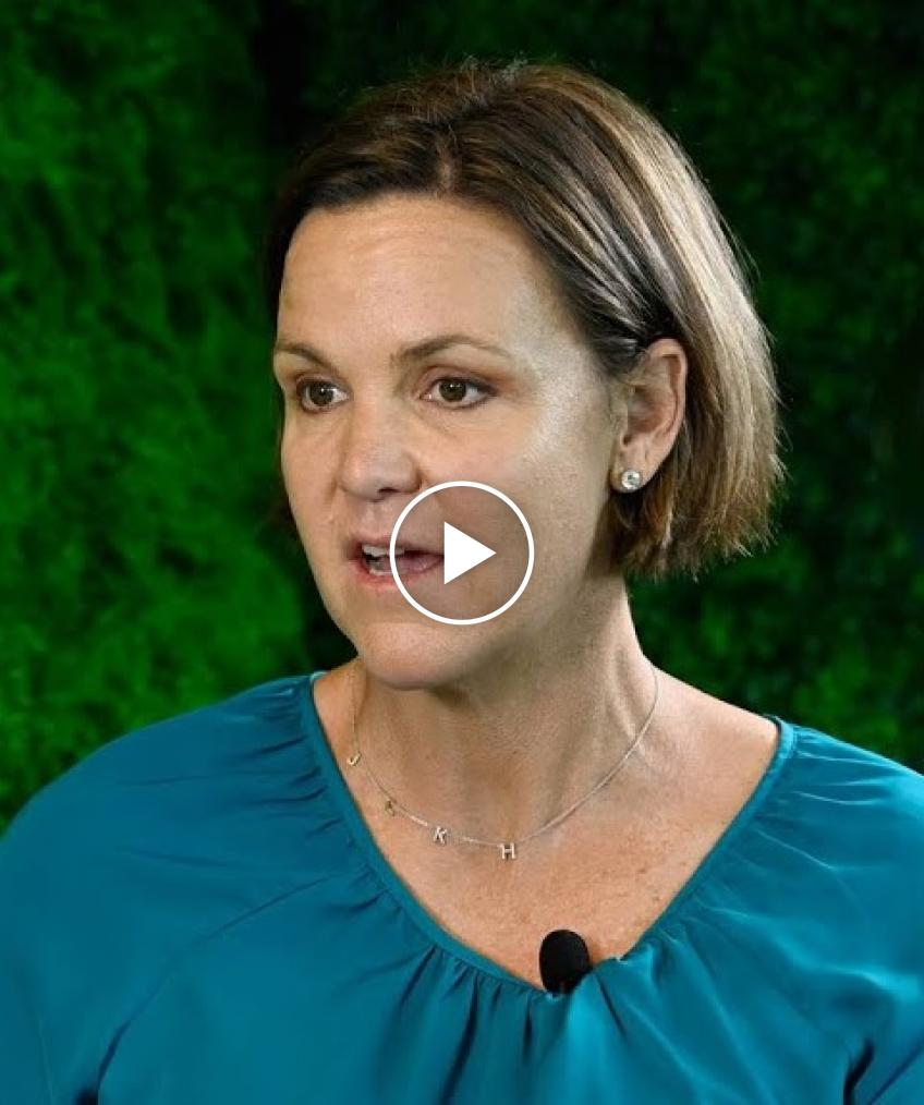 Lindsay Davenport on overcoming challenges as part of ITF Gender Equality Initiative