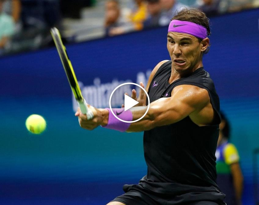 From New York to New York for Rafael Nadal