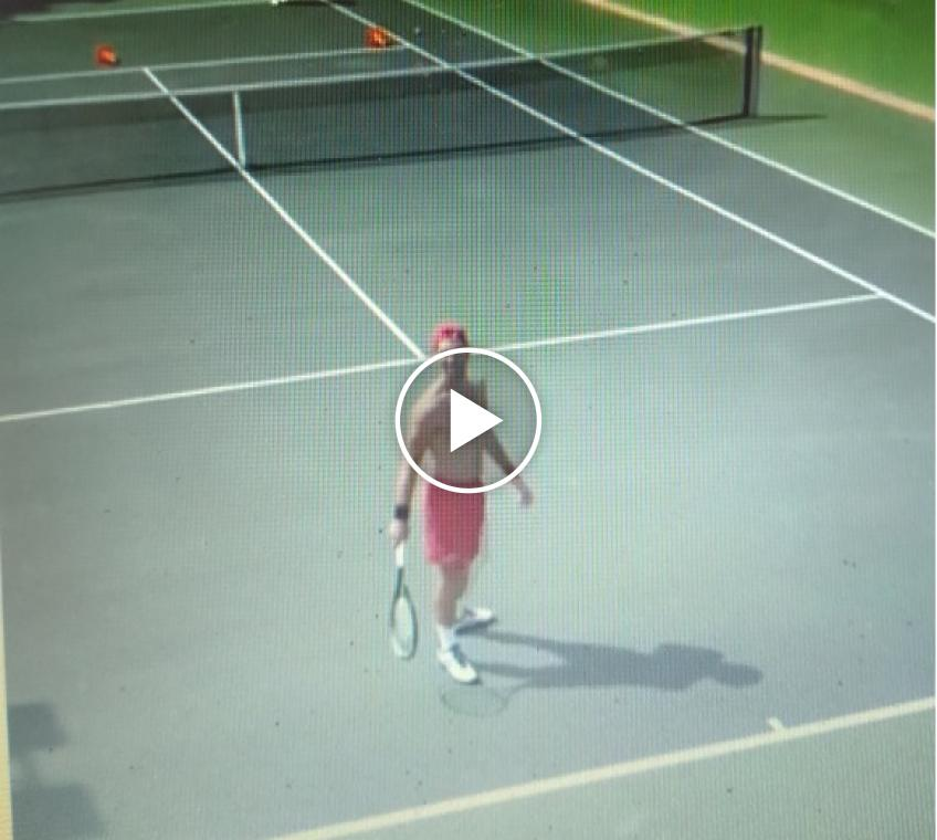 Novak Djokovic combines training and fun ahead of the tennis resumption