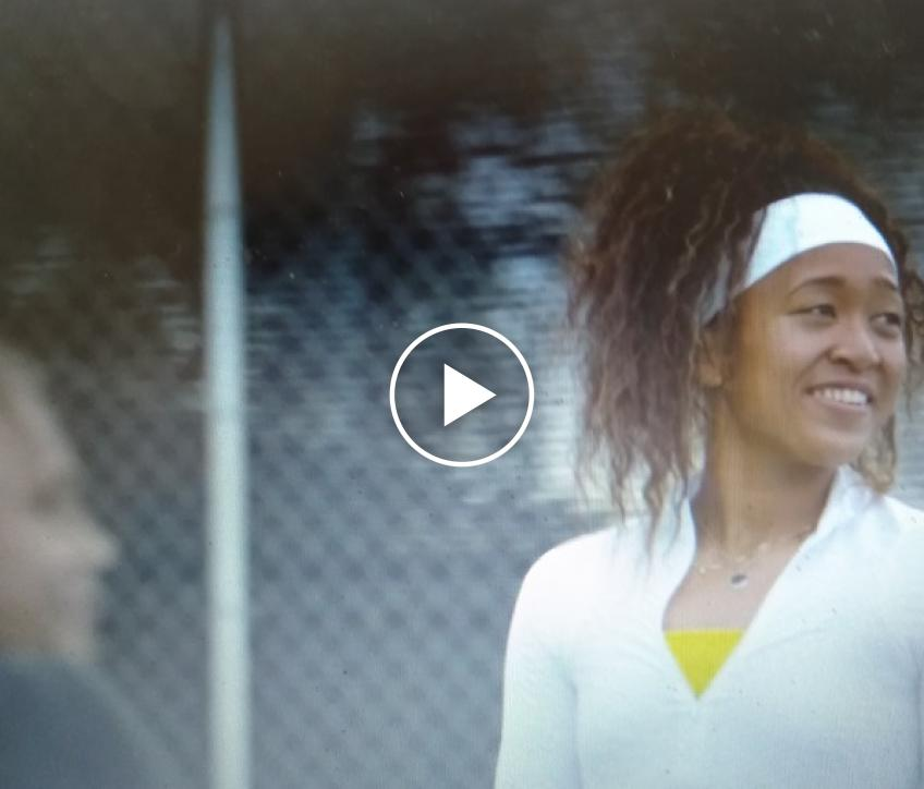 Naomi Osaka talks about her new Play Academy project