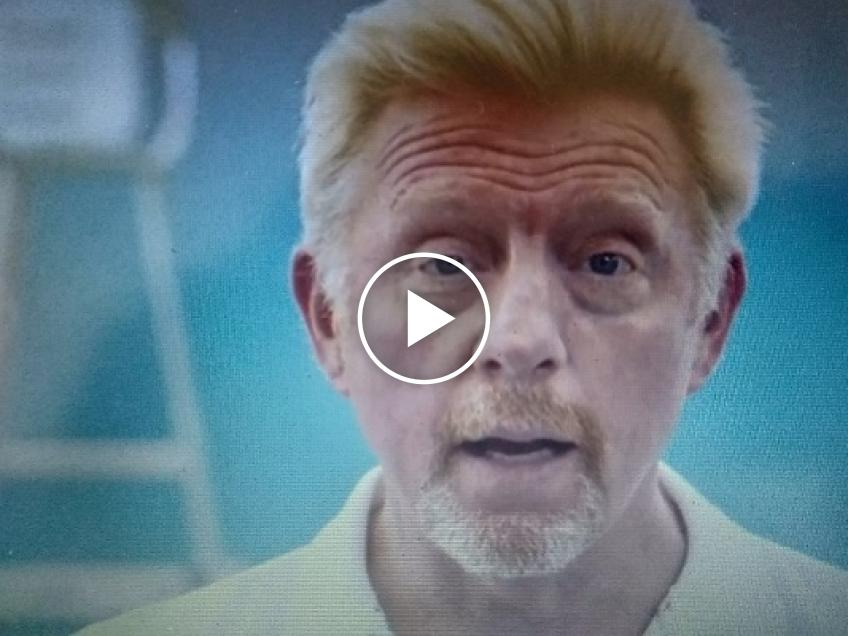 Boris Becker talks tennis: Tennis is ultimately a game of percentages
