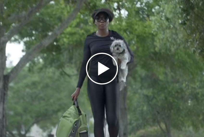 """Venus Williams trains to be the new Kyrgios: """"I am becoming the bad girl of tennis"""""""