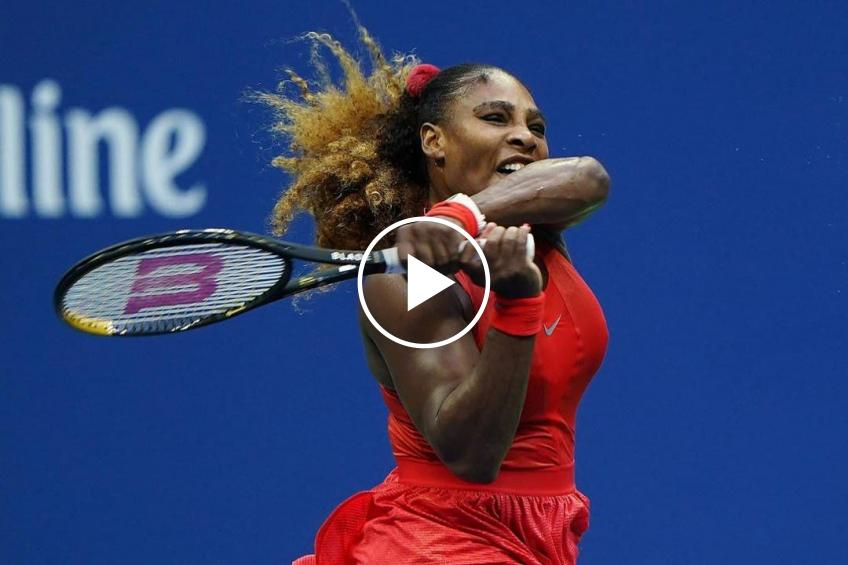 The best shots of the US Open 2020 week 1!