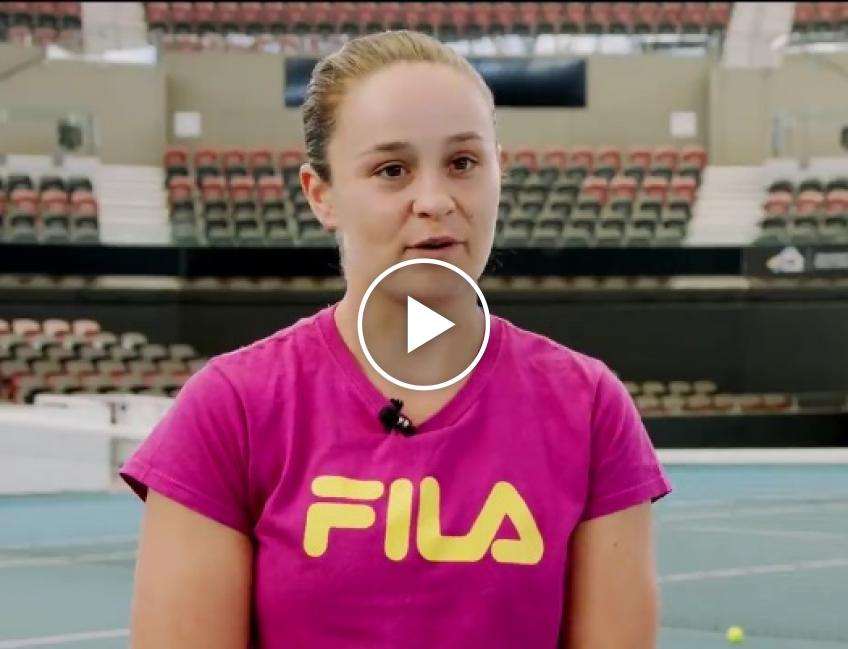 World #1 Ash Barty talks about her reasons for skipping Roland Garros this year