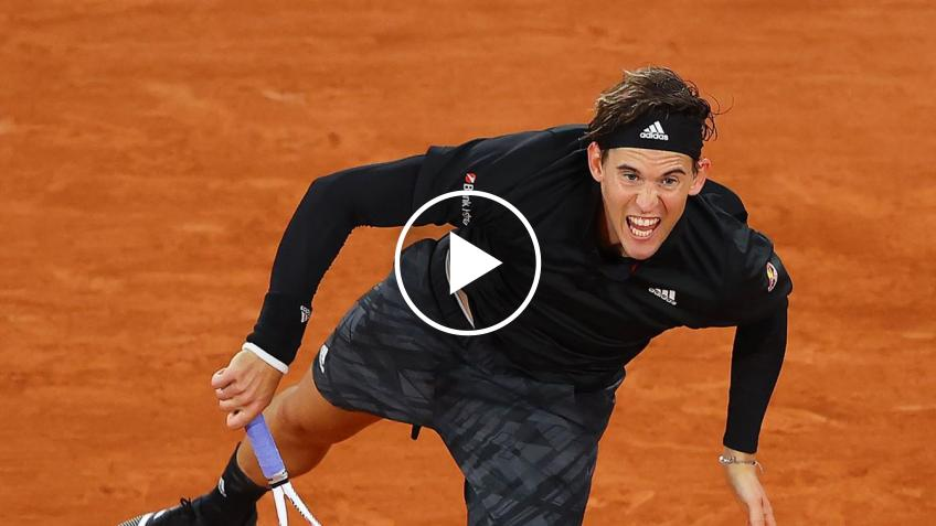 Roland Garros 2020: Thiem love Paris playing conditions, because ...