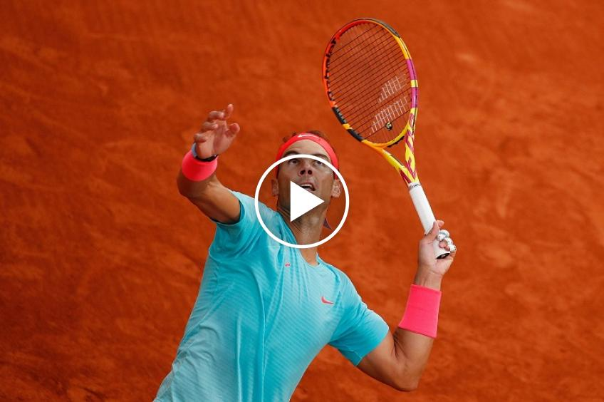 Roland Garros 2020: Rafael Nadal disurbished by a CLAY-COURT STORM!