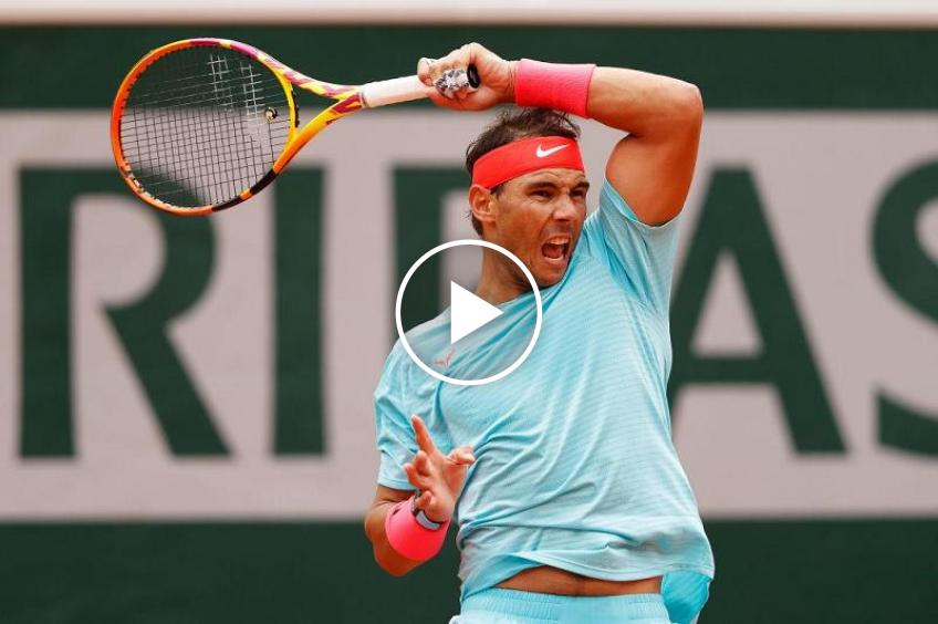 Roland Garros 2020: how Nadal and Thiem SHOW RESPECT to their opponents!