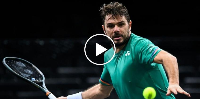 ATP Paris-Bercy: the best of the day 4