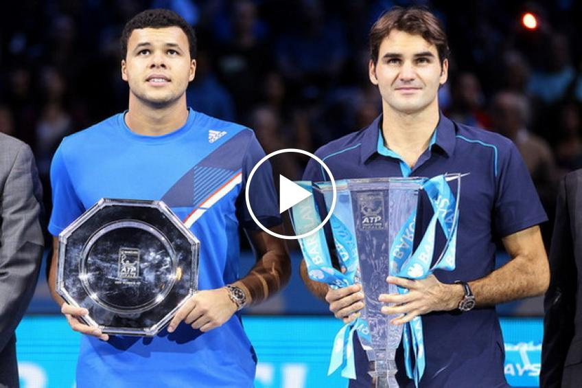 ATP Finals: Roger Federer's BEST FINAL won