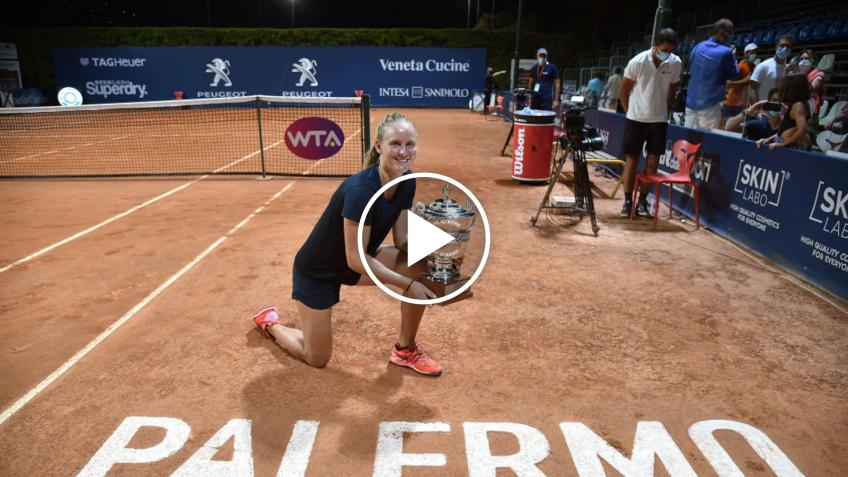 2020 memories: the resumption of the tennis season in Palermo!