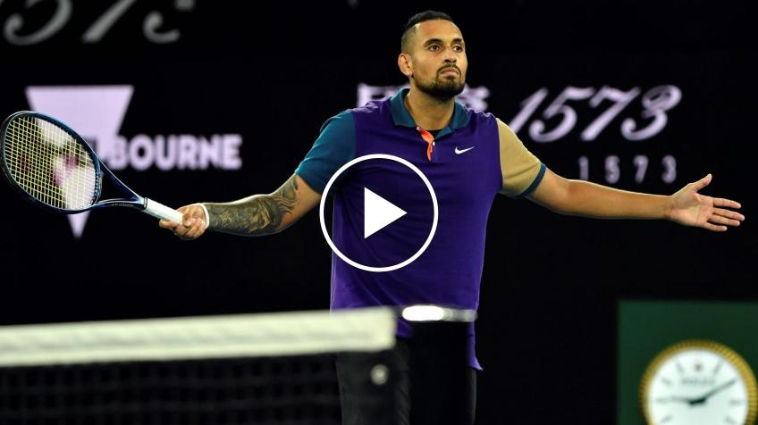 Australian Open 2021: the best shots of the day 1!