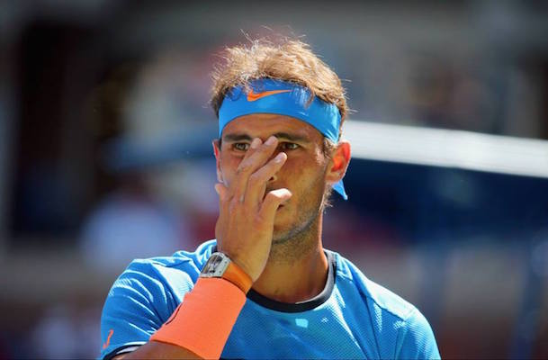 US OPEN 2016 - DAY 1 - Rafael Nadal