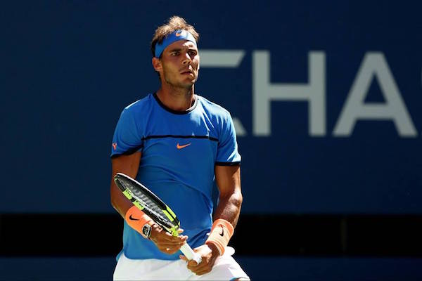 US OPEN 2016 - DAY 1 - Rafael Nadal