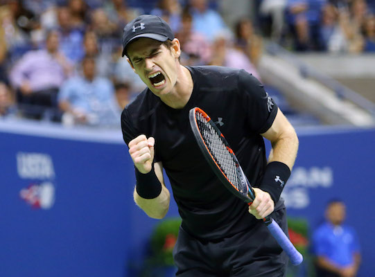 Andy Murray reaches sixth US Open quarter-final