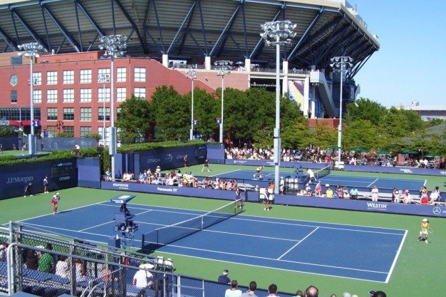 The best tennis courts in the world